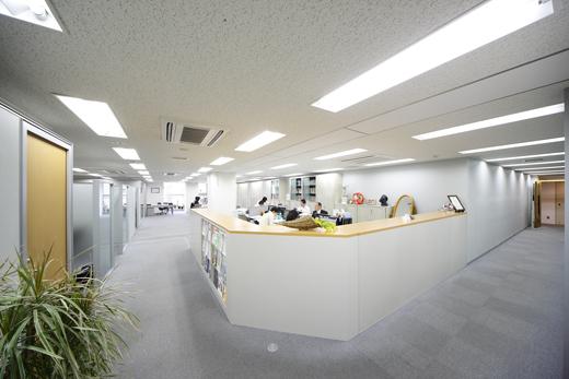 事務所風景のイメージ